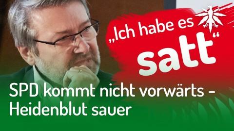 SPD kommt nicht vorwärts – Heidenblut sauer | DHV-News #228