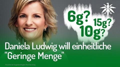 Daniela Ludwig will einheitliche Geringe Menge | DHV-News #231