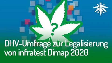 DHV-Umfrage zur Legalisierung von infratest Dimap 2020 | DHV-Audio-News #275