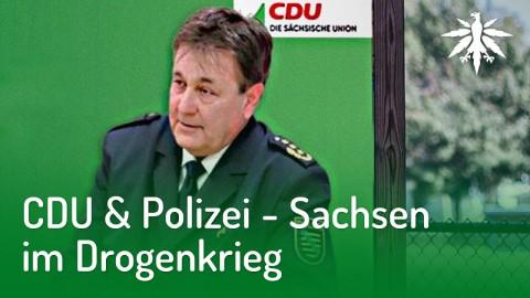 CDU & Polizei – Sachsen im Drogenkrieg | DHV-Audio-News #196