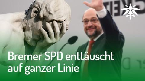 Bremer SPD enttäuscht auf ganzer Linie | DHV-Audio-News #152