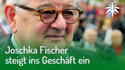 Joschka Fischer steigt ins Cannabis-Geschäft ein | DHV-Audio-News #190