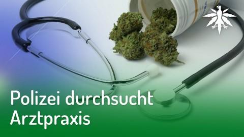 Polizei durchsucht Arztpraxis | DHV-Audio-News #198