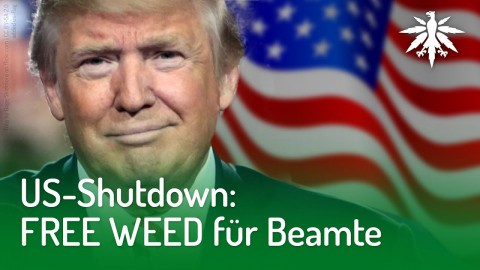 US-Shutdown: Free Weed für Beamte | DHV-Audio-News #193