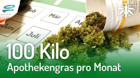 100 Kilo Apothekengras pro Monat | DHV-Audio-News #174