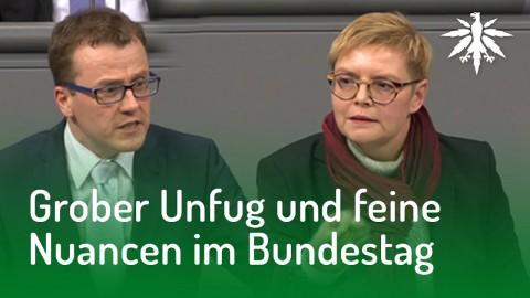 Grober Unfug und feine Nuancen im Bundestag | DHV-Audio-News #156