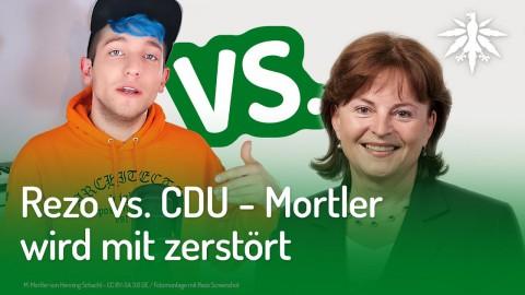 Rezo vs. CDU – Mortler wird mit zerstört | DHV-Audio-News #207