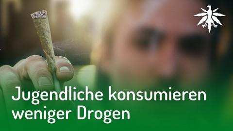Jugendliche konsumieren weniger Drogen | DHV-Audio-News #181