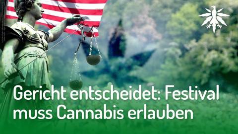Festival muss Cannabis erlauben | DHV-Audio-News #160
