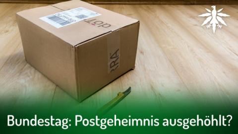 Bundestag: Postgeheimnis ausgehöhlt? | DHV-Audio-News #282