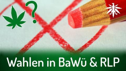 Wahlen in BaWü & RLP   DHV-Audio-News #285