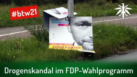 Drogenskandal im FDP-Wahlprogramm | DHV-Audio-News #294