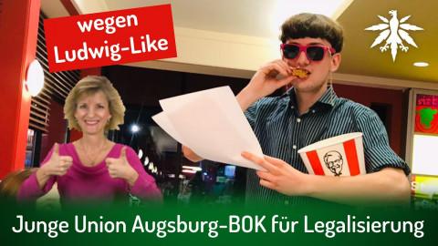Junge Union Augsburg-BOK für Legalisierung | DHV-Audio-News #303