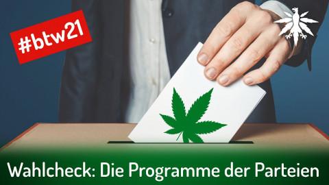 Wahlcheck: Die Programme der Parteien | DHV-Audio-News #304